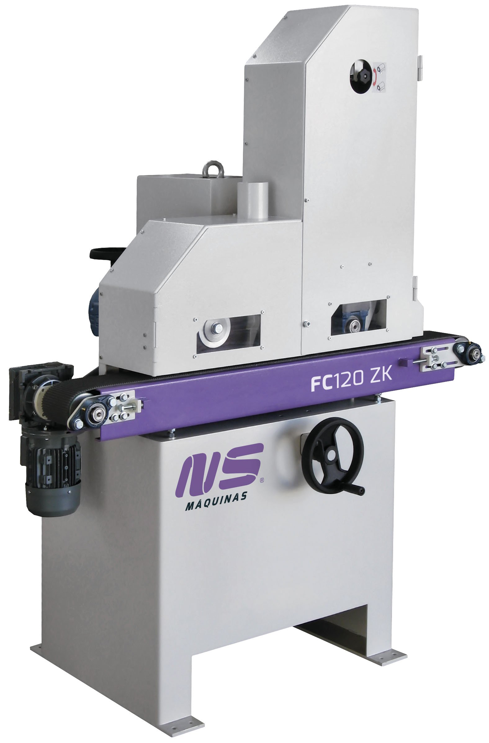 Flat Bar and Rectangular Finishing Machines - FC120