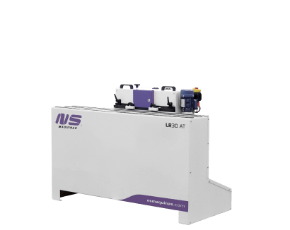 Deburring and Edge Rounding Machines - LR30