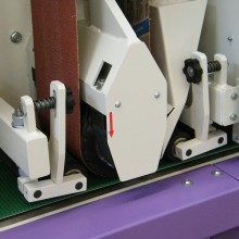 Deburring and Edge Rounding Machines - DM1600ZC
