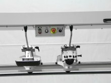 Long Belt Finishing Machines - LMD2500 2Z