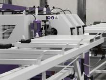 Round tube Finishing Machine - Rohrschleifmaschine - MLW100 Z - img6