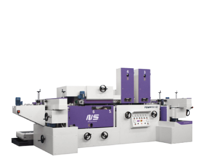 Flat bar and Rectangular Tube Finishing Machines - FGWH1508z