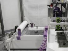 Round tube Finishing Machine - Rohrschleifmaschine - MLW100 Z - img5