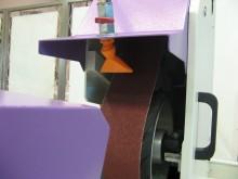 Flat bar and Rectangular Tube Finishing Machines - DM660ZK