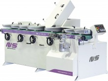 Flat Bar and Rectangular Tube Finishing Machines - TR120