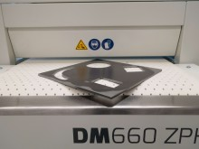 Deburring and Edge Rounding Machines - DM660ZPK