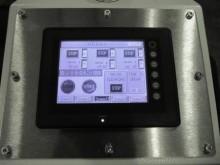B2 ML100 3Z Round Pipe Polishing machine control