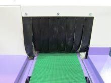 B5 FG220 Square tube finishing machine exit