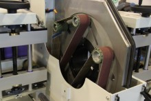 Round Tube Finishing Machines - MLW200