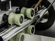 Round tube Finishing Machine - Rohrschleifmaschine - MLW100 Z - img3