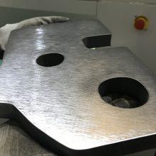 heavy slag removal